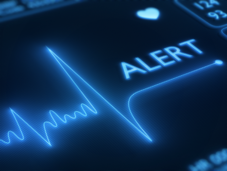 Medical Device Failure Alert For HeartStart MRx Defibrillators